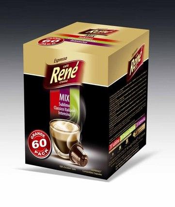 Nespresso mix