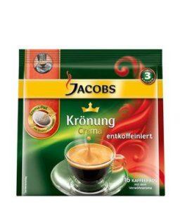 Митове за безкофеиновото кафе – Jacobs