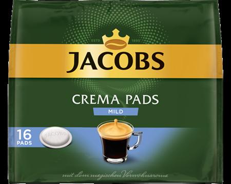 jacobs mild кафе дози Senseo