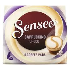 Cappuccino Choko /8/