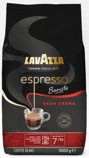 1kg Lavazza Espresso Barista Gran Crema Beans