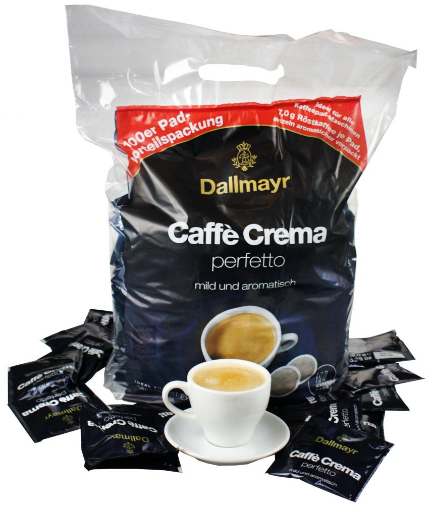 dallmayr coffee dose senseo
