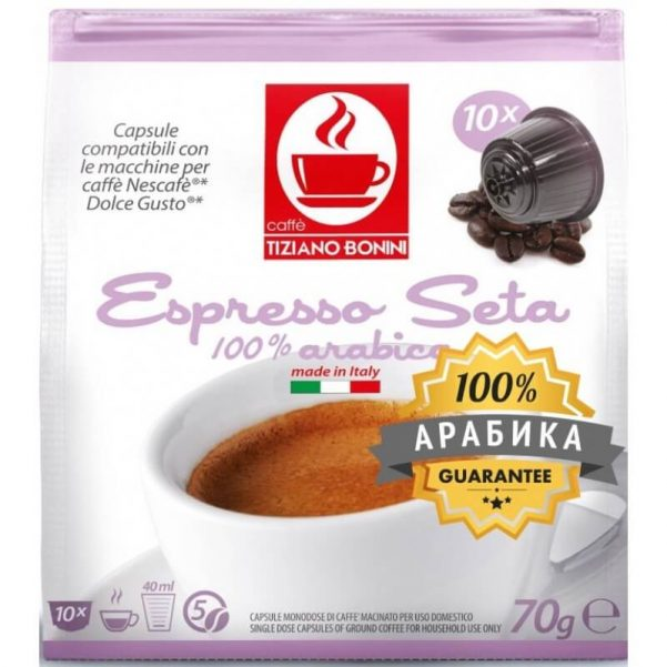 dolce_gusto кафе капсули
