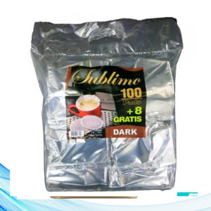 Sublimo dark /100+8/