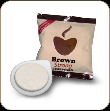brown-strong e.s.e кафе дози