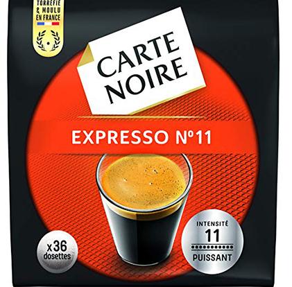 CARTE NOIRE ESPRESSO №11