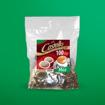 Castello-mild-senseo-100