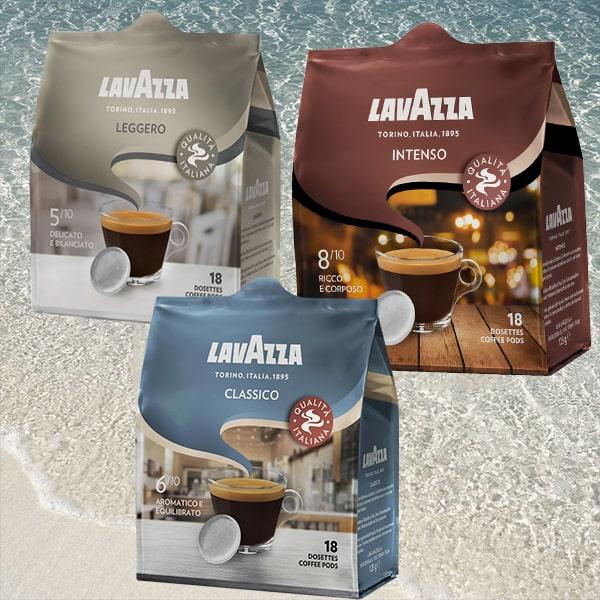 пакет Лаваца Senseo