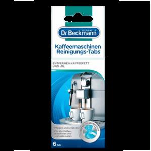 Dr.Beckmann почистване на кафемашини 6 таблетки