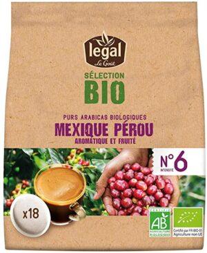 Legal Mexique Perou Bio /18/