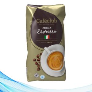1kg Cafeclub crema espresso